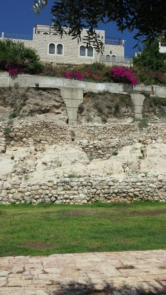 Stratigraphy at the City of David